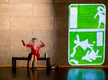 EMERGENCY EXIT Dance - theatre for adults